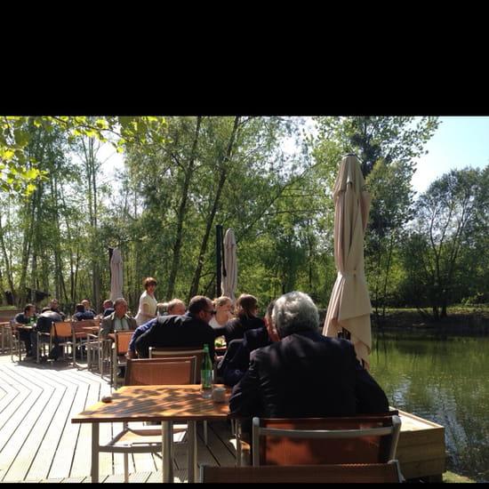 , Restaurant : Les Etangs de l'Abbaye