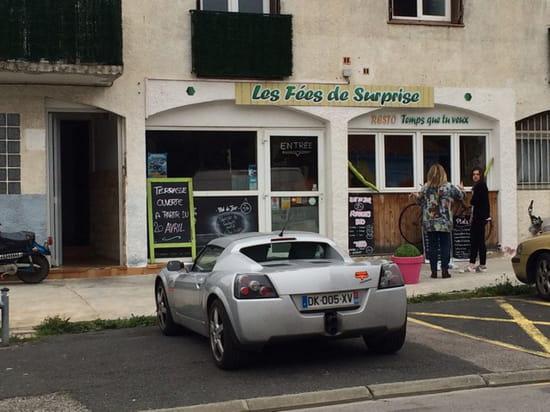 , Restaurant : Les fées de surprise