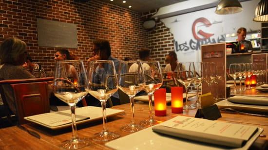 , Restaurant : Les Garçons