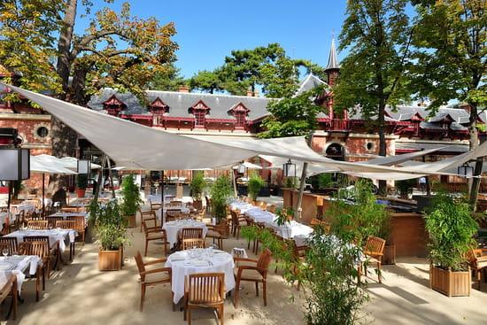 Les jardins de bagatelle restaurant de cuisine for Paris restaurant jardin