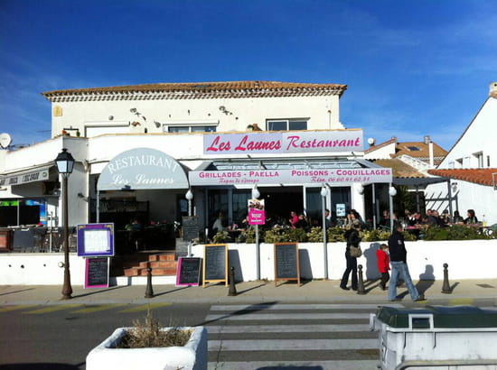 , Restaurant : Les Launes