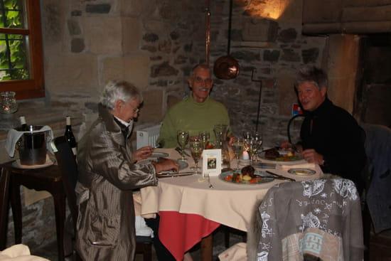 Les Magnolias  - Salle Restaurant -   © Claudia LEY