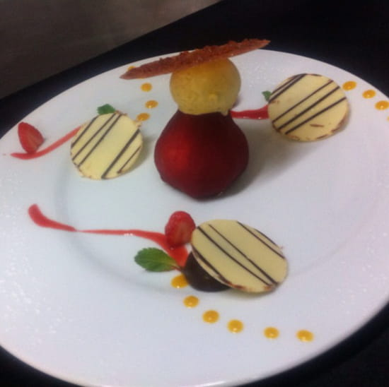 , Dessert : Les Mignardises