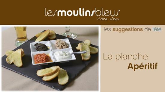 Les Moulins Bleus  - Nos suggestions d'été -