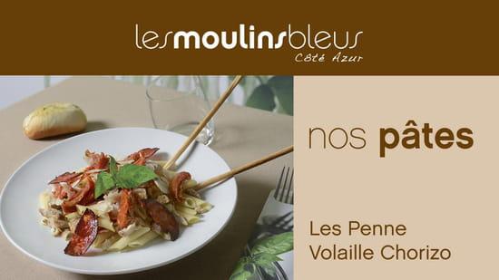 Les Moulins Bleus  - Nos pâtes -