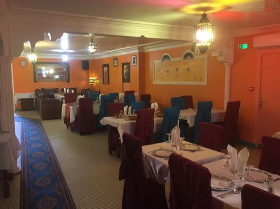 , Restaurant : Les Palmiers  - La salle  -