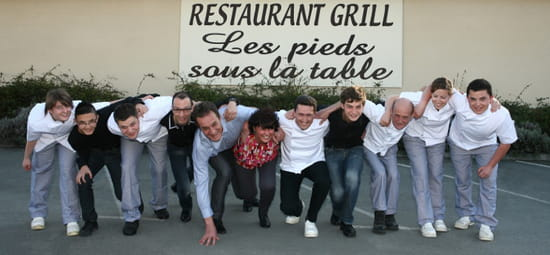 Les pieds sous la table brasserie bistrot tresses avec linternaute - Restaurant les pieds sous la table ...