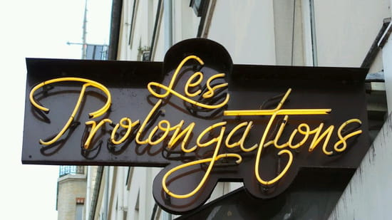 Les Prolongations