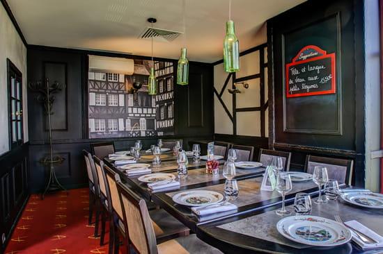 Les relais d 39 alsace taverne kalrsbrau saint gr goire for Restaurant saint gregoire