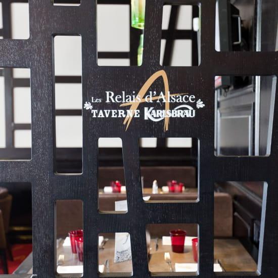 Les Relais d'Alsace - TAVERNE KARLSBRÄU - Rezé
