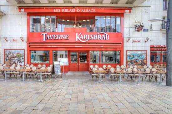Les Relais d'Alsace - Taverne Karlsbraü Tours