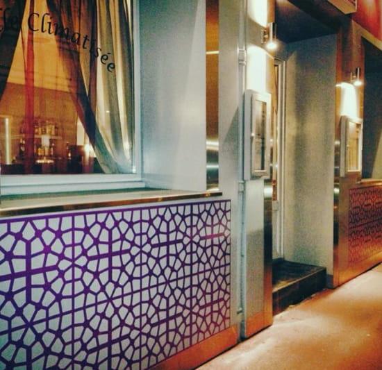 , Restaurant : Les Saveurs d'Orient