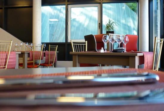 Les Secrets d'Epona  - Interieur Brasserie -