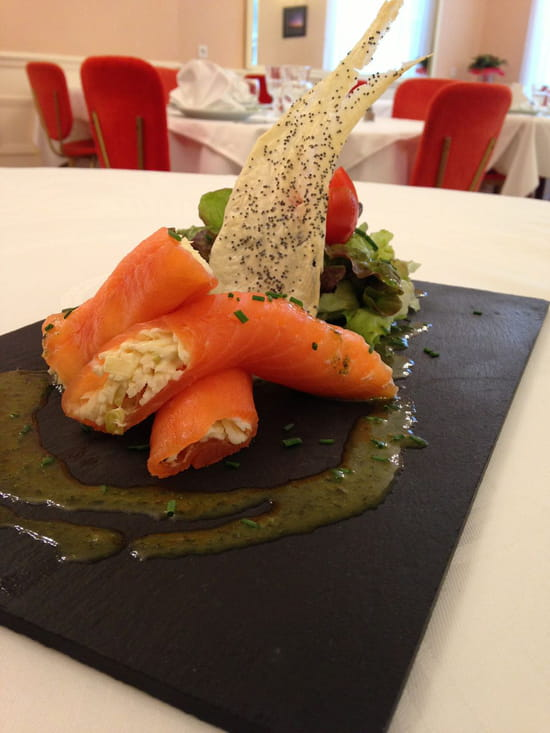 Les Secrets d'Epona  - Plat Restaurant -