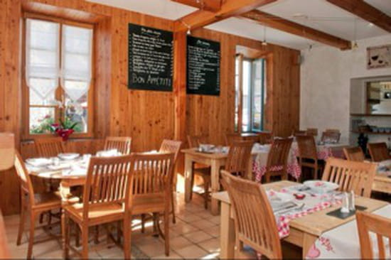 , Restaurant : Les Tables de la Fontaine