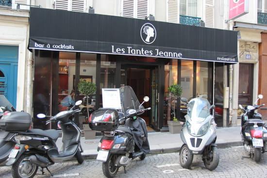 Les Tantes Jeanne   © Sarah Ponchin / Linternaute.com