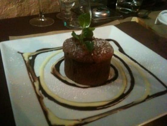 , Dessert : Les Tchitchou's  - Moelleux chocolat  -