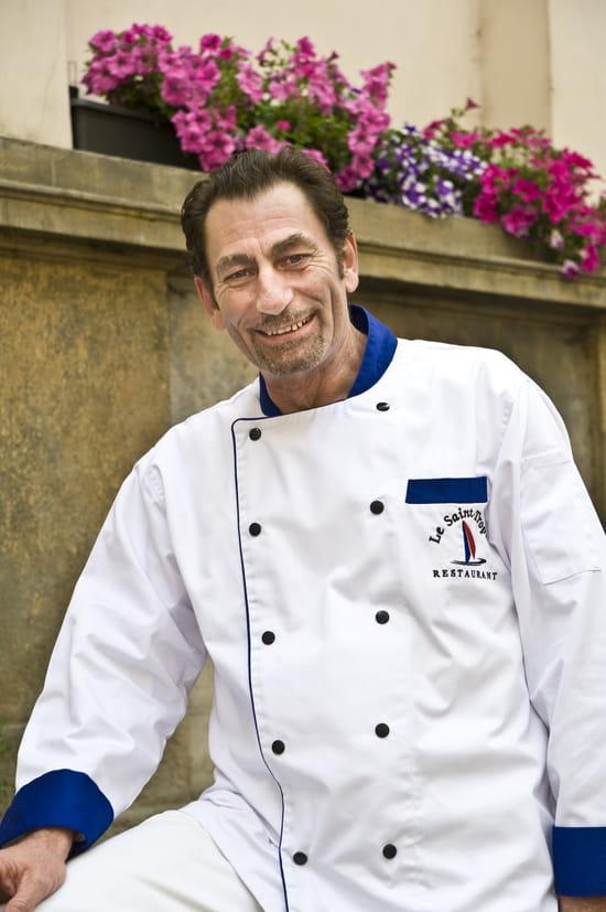 Les Templiers  - notre Chef cuisine Denis Coache -