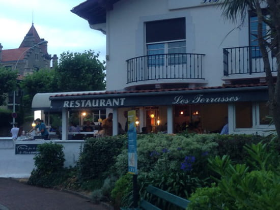 , Restaurant : Les Terrasses