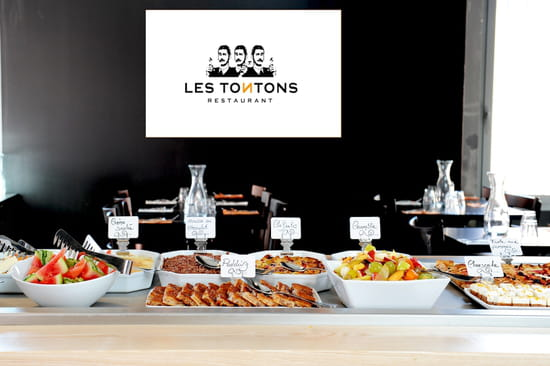 Les Tontons Restaurant  - Buffets des Tontons -