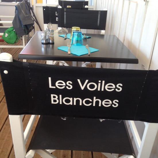 , Restaurant : Les Voiles Blanches