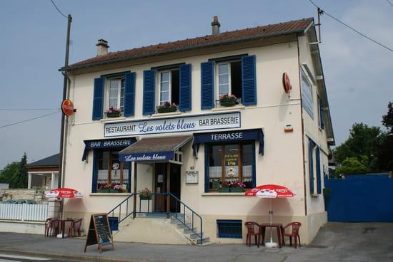Les Volets Bleus  - Le restaurant -