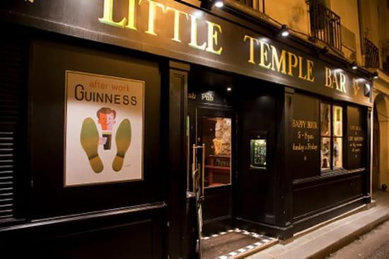 Little Temple Bar