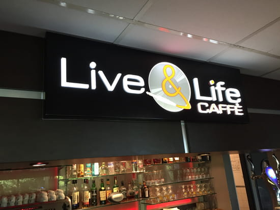 Live & Life Caffè (Alliance Hotel)  - Notre bar à cocktails L&L -