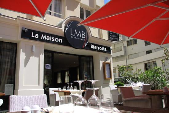 LMB Biarritz  - La Terrasse -   © Tonic Hotel