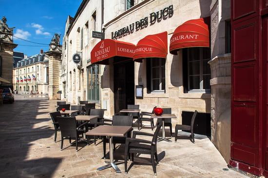 Loiseau des Ducs  - La terrasse -   © Cellard