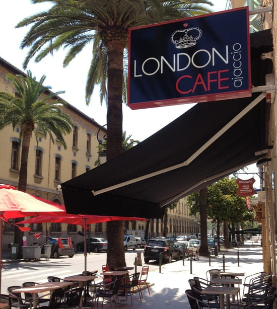 London Cafe Ajaccio Horaires