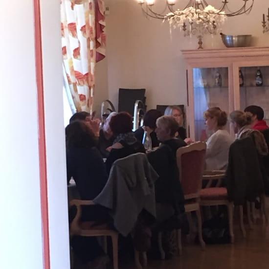 , Restaurant : Louis XV