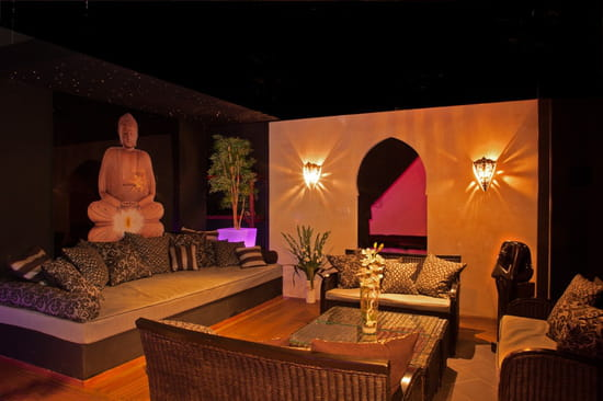Lounge and Spa