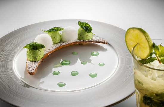 MADESENS Cuisine gastronomique et Bistrot gourmand  - Dessert -
