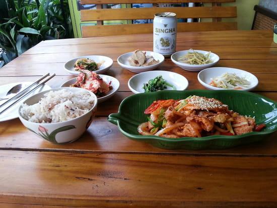 , Plat : Magic Sushi Nemours  - repas typique asiatique prix € 3.75 -