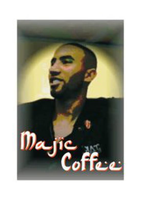 Majic Coffee  - 3 av du XX éme corps 54000 -   © majic coffee