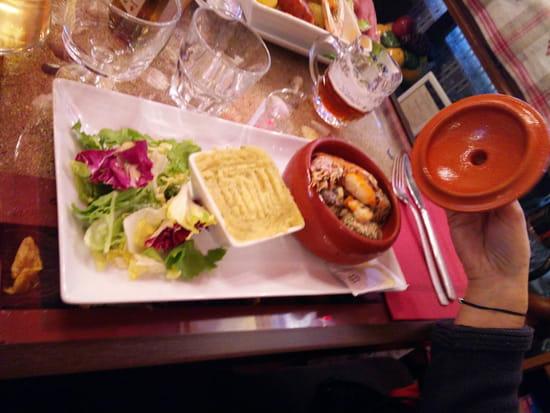 , Restaurant : Marie' Thé Cuisine