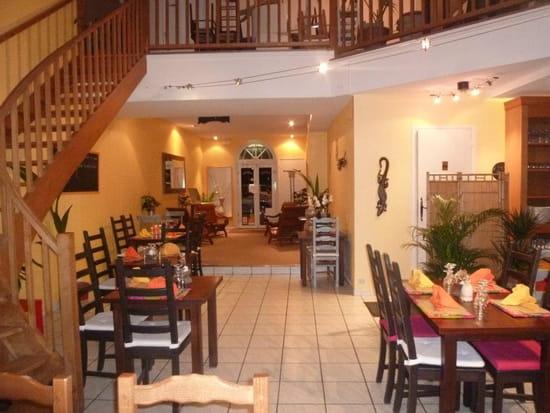 Marmites des Iles  - l'entrée du restaurant -