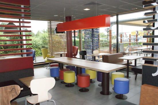 McDonald's Orléans sur RN20  - McDonald's Orléans sud RN20 -