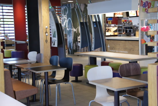 McDonald's Orléans sur RN20