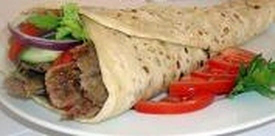 Meli-Melo  - Galette Kebab -