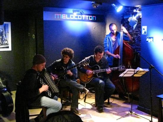 Melocotton  - Boeuf Jazz du mercredi -   © Melocotton