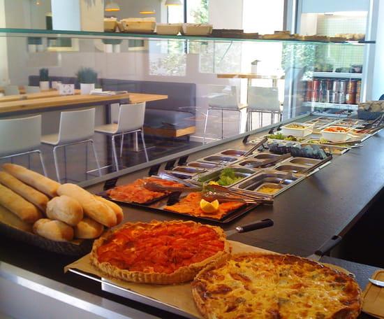 Midi  - sandwichs & salades bar -   © midi