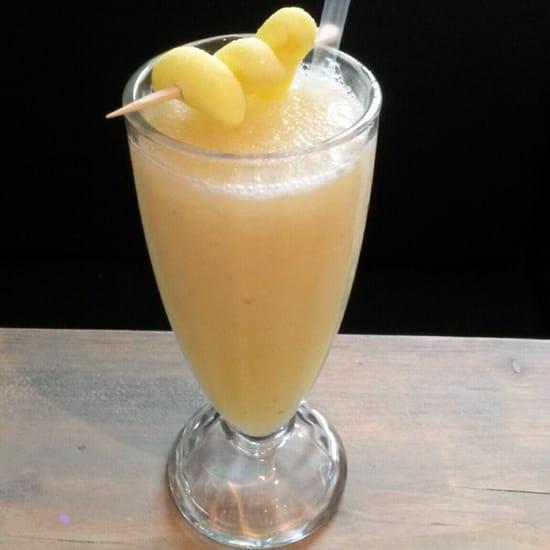 , Boisson : Midtown  - Daïquiri banane glacé -