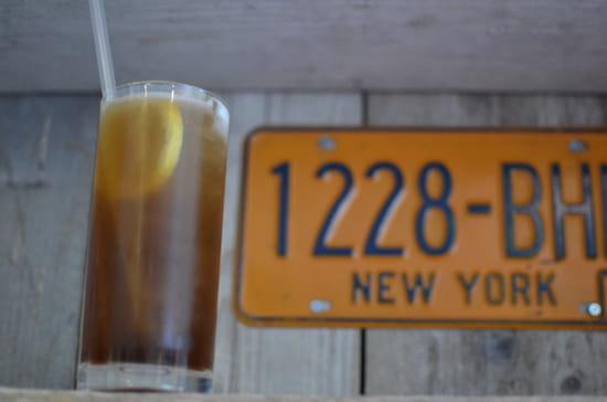 , Boisson : Midtown  - Long island iced tea -
