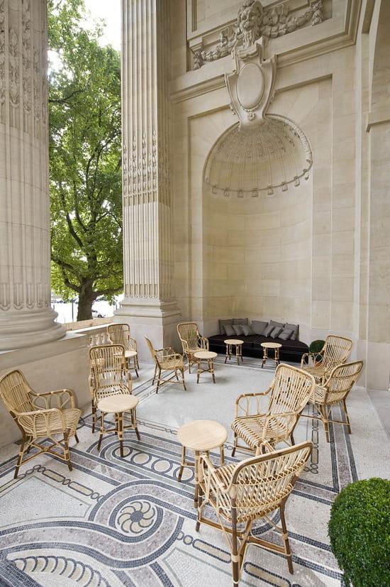 Mini Palais  - Lounge Terrasse Mini Palais -   © François Voisin