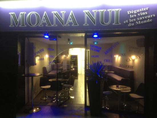 , Restaurant : Moana Nui