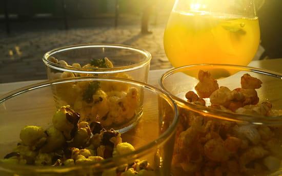 Moncoeur Belleville  - Happy hour en terrasse+ soleil tous les jours sauf week end -