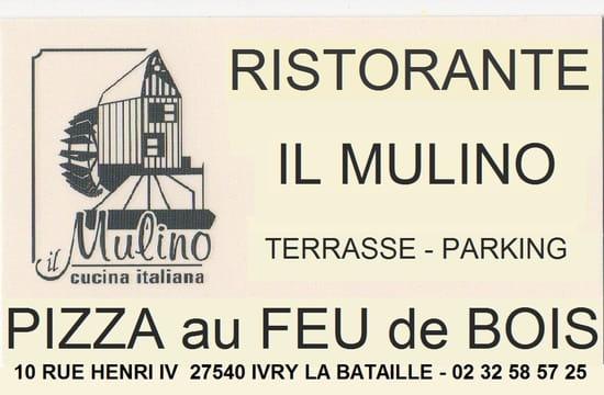 Moulin d'Ivry  il Mulino