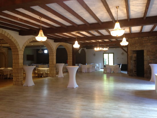 Moulin de Lanrodec  - Salle Grand Siècle -